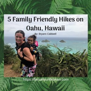 Family Friendly Hike Oahu