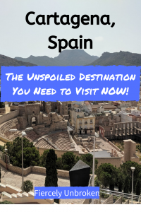 Cartagena Spain Pinterest Image